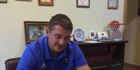 Donskov contract - БК Динамо